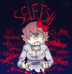 Selfish by pkmntrainer-rae