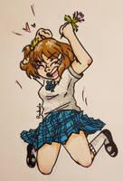 HBD Koizumi Hanayo! 1/17 by pkmntrainer-rae