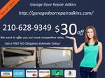 Garage Door Repair Adkins TX