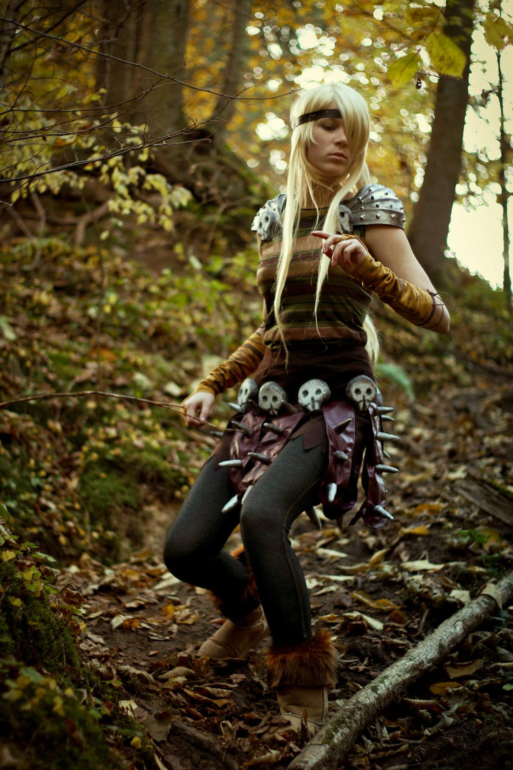 Astrid how to train your dragon cosplay