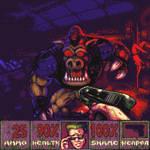 Doom and Duke Nukem 3d tribute