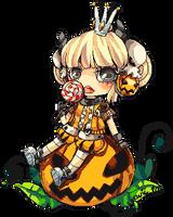GO: Chewiezard Halloween 2010 by Chewiebar