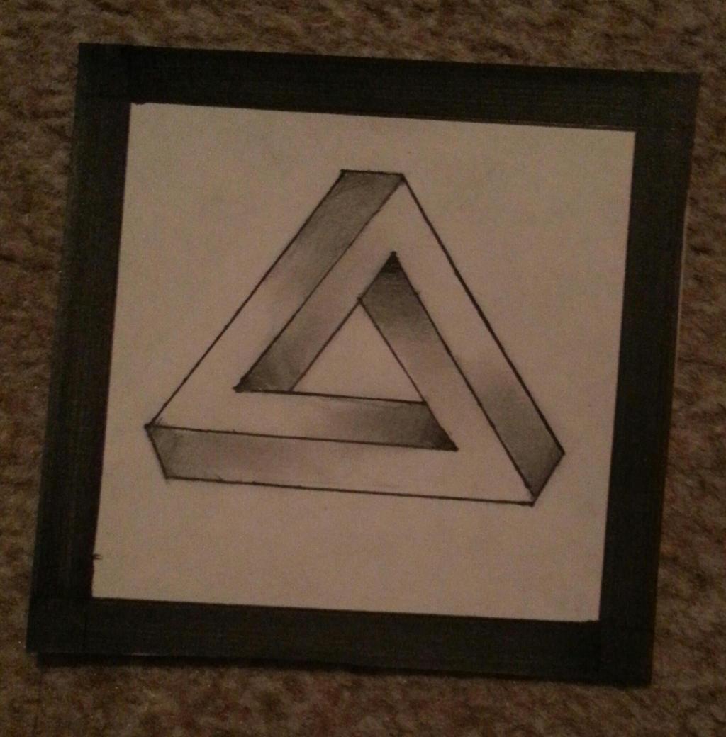 Optical illusions drawings