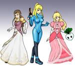 Girls of Brawl
