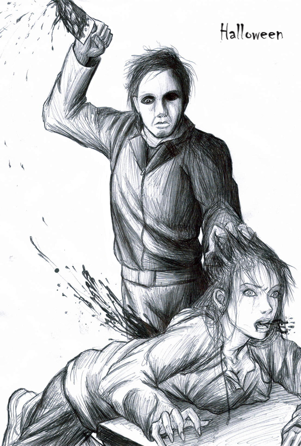 Michael Myers by thehotmageaeris on DeviantArt