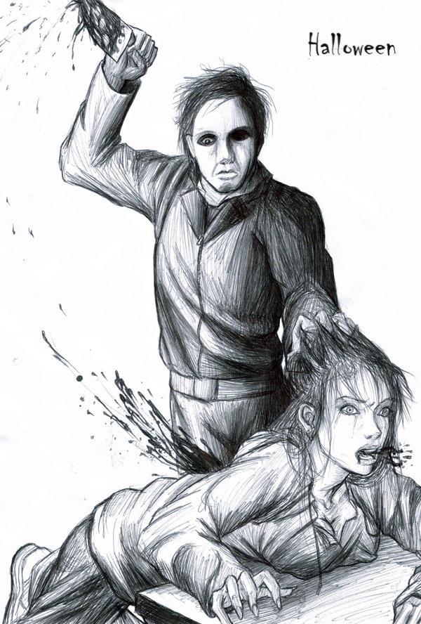 Halloween 1 New Michael Myers | Michael Myers by jayodjick on ... | 888x600