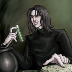 The Potions Teacher