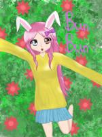 Tynakii Contest Entry- Bun Bun by JazAnime13