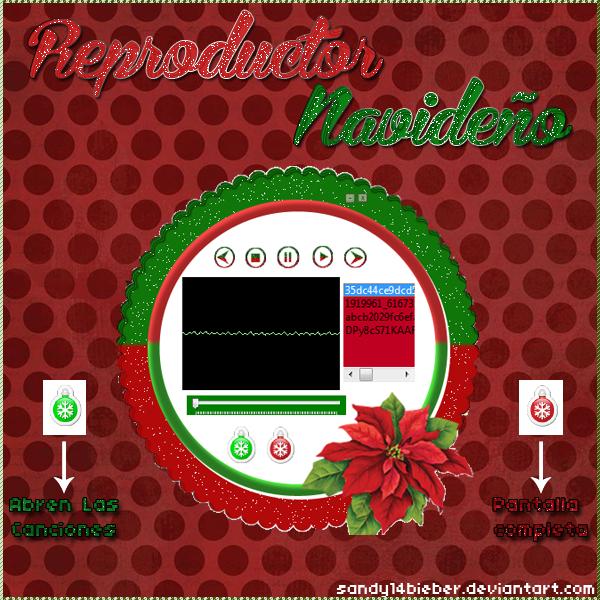 +Reproductor de Navidad. by sandy14bieber