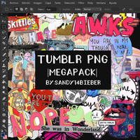 +Tumblr Png|MegaPack|+1000. by sandy14bieber