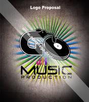 Go Music Production LOgo