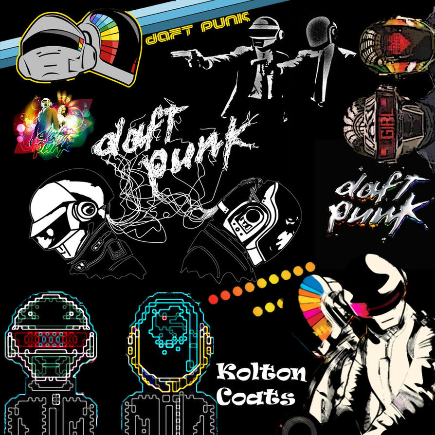 bands wallpaper collage
