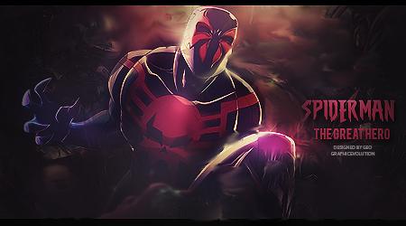 SOTW #32 Libre[Inscripciones] Spiderman_v2_by_darkiller16-d6ii8db