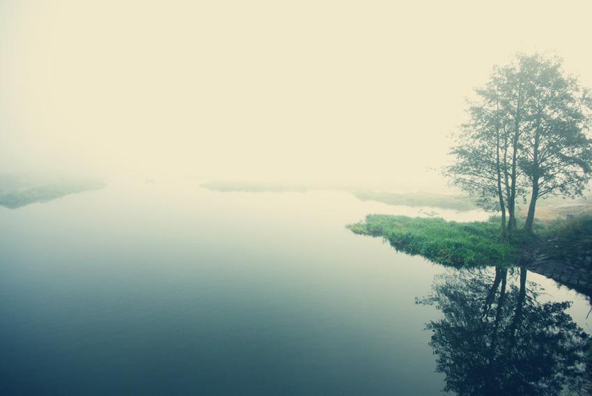 the morning fog 01 by einarowski