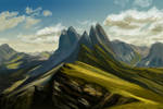 Mountain Study - Daily Practice