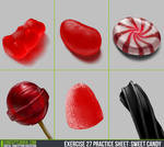 Candy Studies - Daily Practice