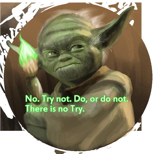 Master Yoda by Olooriel