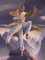 Asheren Thousand-Dawn by Olooriel