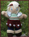 Astrid Doll--Front View
