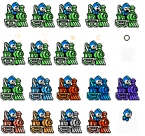 Rideable Train Sprite Sheet by IcePony64