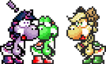 Another New Yoshi appeared