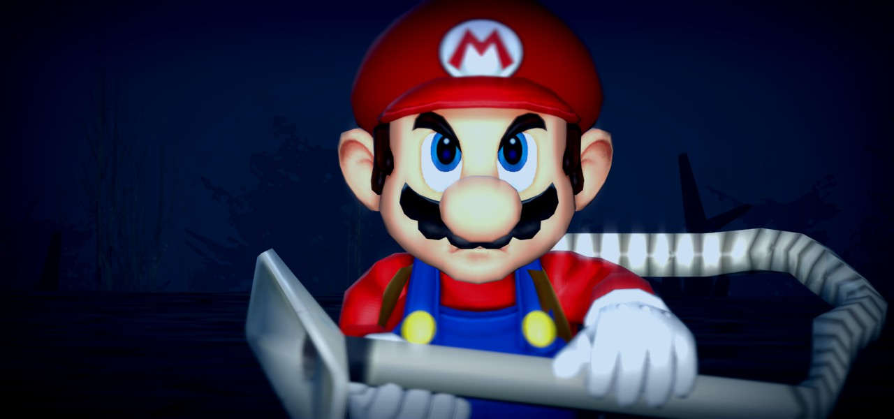 mario s mansion this time the tables as turned by icelucario20xx on