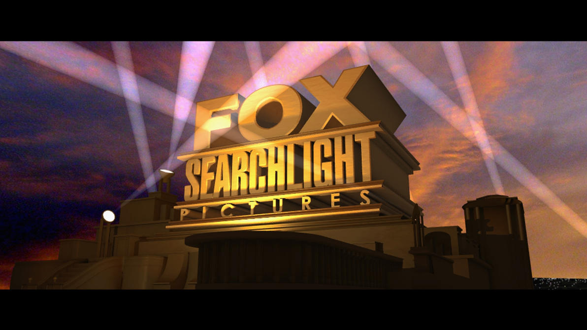 20th century fox blender fox searchlight pictures logo fox