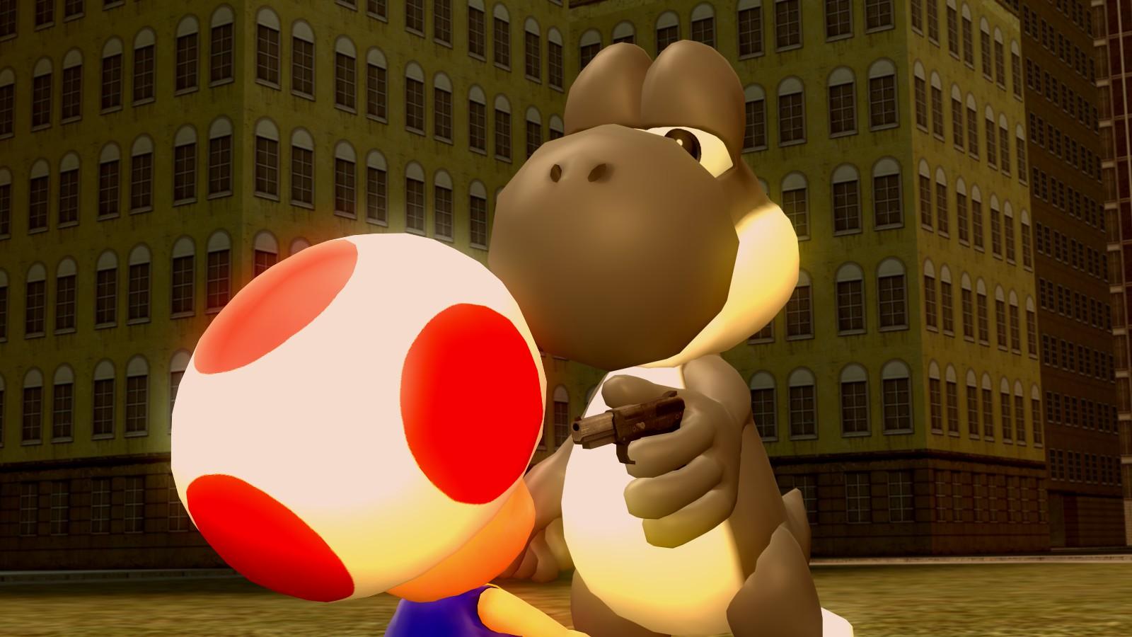 supermariologan_s_black_yoshi_and_toad_b