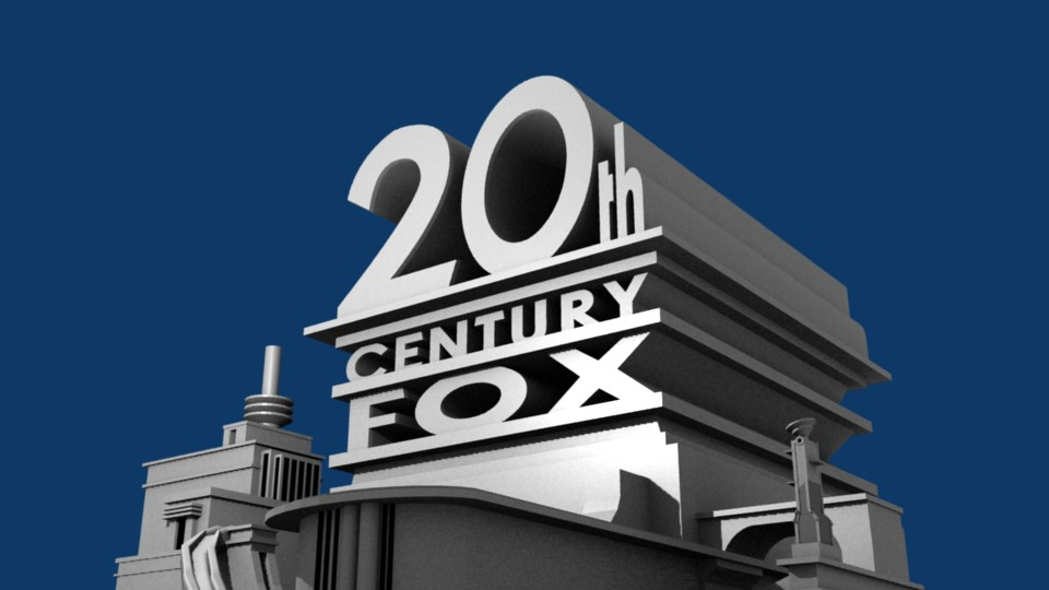 20th Century Fox 1953 3D RENDER by IceLucario20xx on DeviantArt