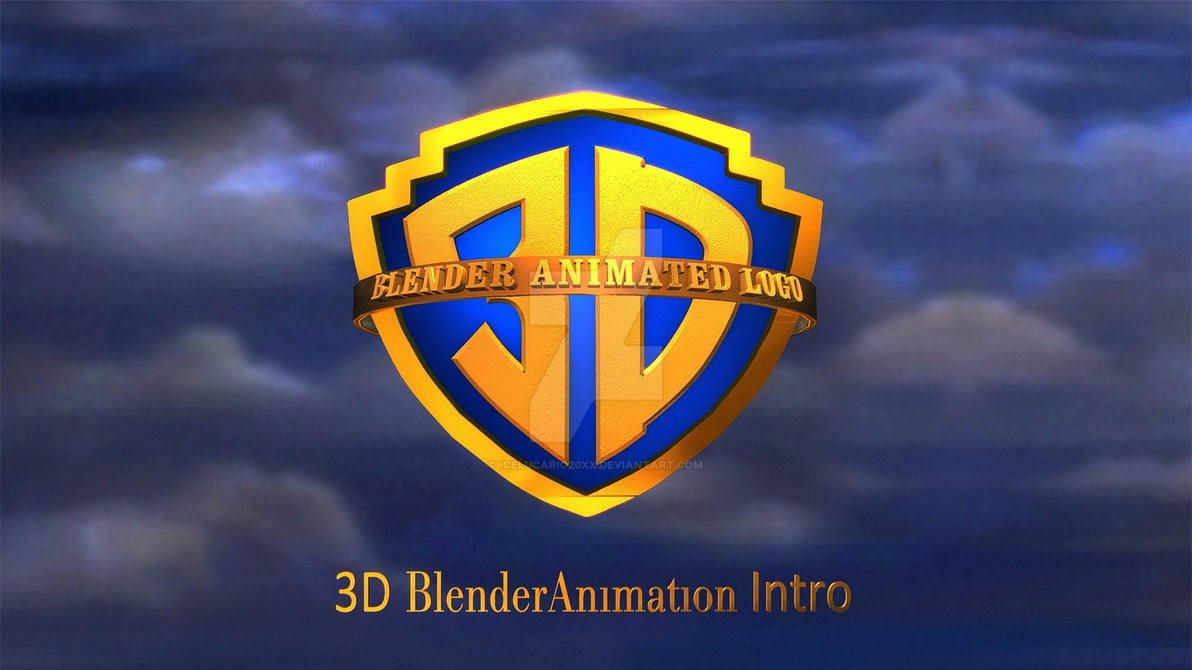 Warner Brothers Blender Final By Icelucario20xx On Deviantart