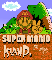 SMI - Super Mario Island Title by IcePony64