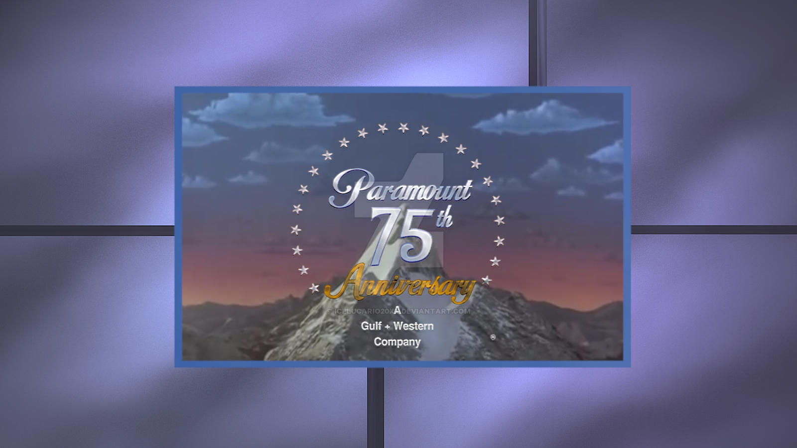 paramount intro sample by icepony on paramount 75th anniversary feature presentation by icepony64