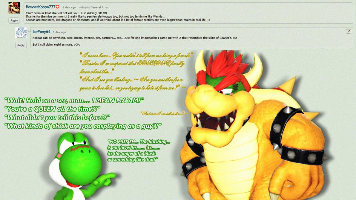 Yoshi (platform series) - Super Mario Wiki, the Mario ... |Bowser Loves Yoshi