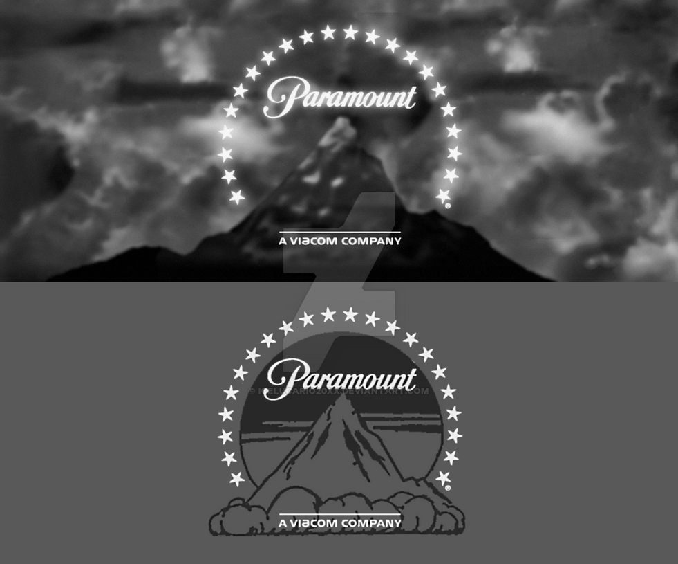 paramount goes 30s variant ver 2 widescreen by icelucario20xx