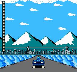 Mega Man / Rad Racer Mash up by IcePony64