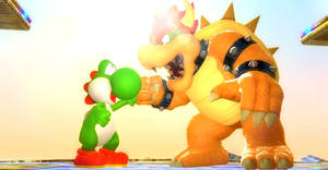 Teammers of Reptiles 4ever in Smash