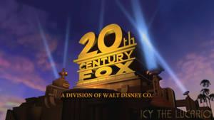 20th Century Fox - A Disney Company V2