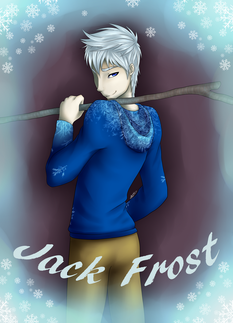 Jack Frost by Cherry-Anne