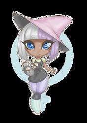 Zodiac Witch - Libra by Cherry-Anne