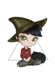 Zodiac Witch - Aries by Cherry-Anne