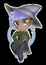 Zodiac Witch - Virgo by Cherry-Anne