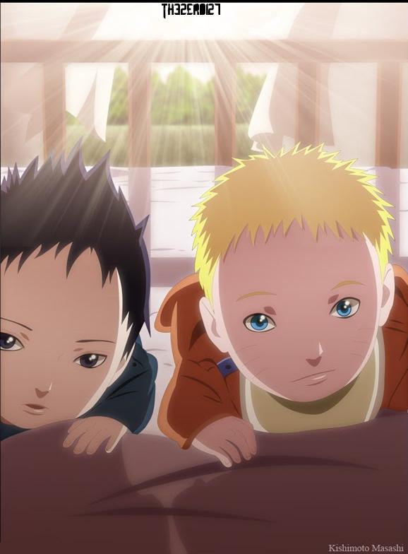 Baby Naruto Sasuke -Naruto 501 by Th3Zero127 on DeviantArt