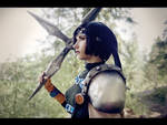 Strong Yuffie