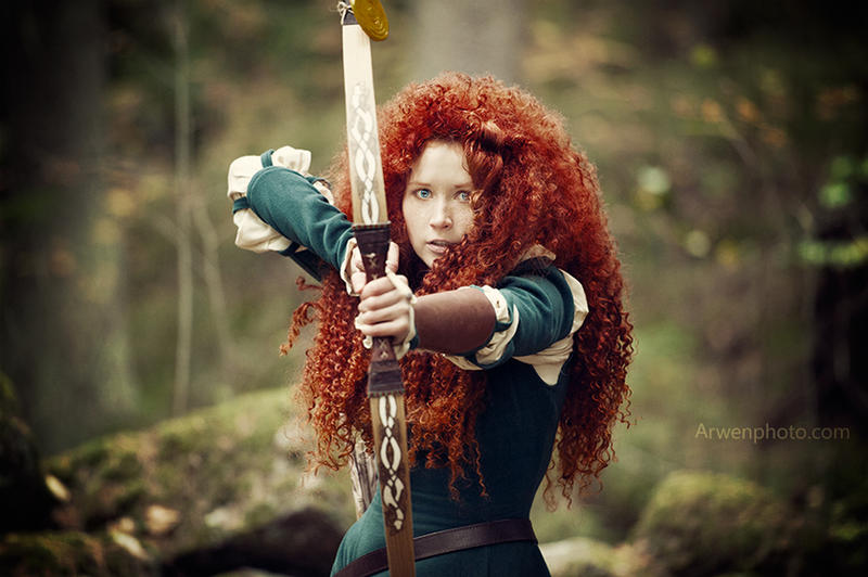 Brave by Arwenphoto