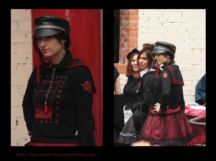 Gothic Lolita Fashion Show By Kiara Valentine On Deviantart