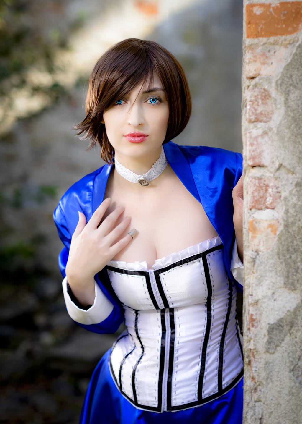Elizabeth - BioShock Infinite by Kiara-Valentine