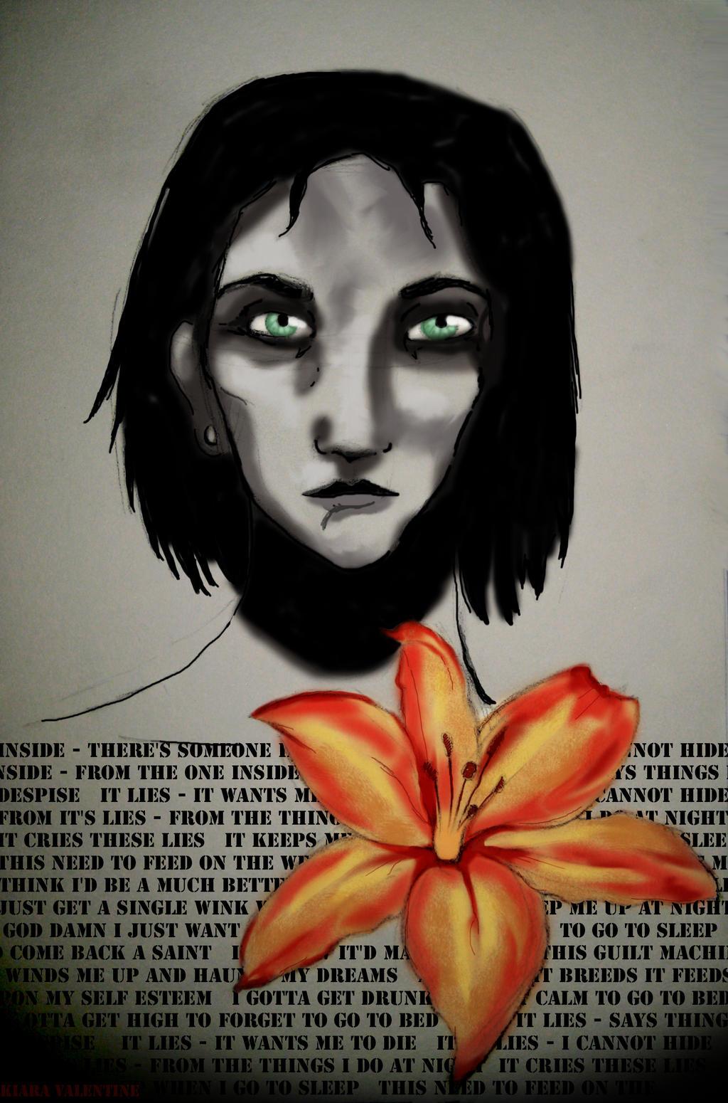Nine hundred lives  Susan Ashworth  The Cat Lady by Kiara-Valentine