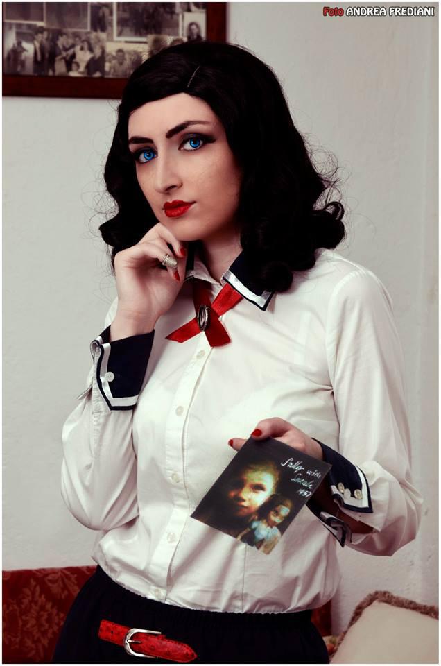 Have you seen a little girl? - Bioshock Infinite by Kiara-Valentine