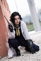 Fallout - Vault Dweller (Doctor) by Kiara-Valentine