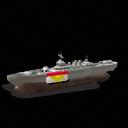 egypt   Battleship by Cloudartistmaster